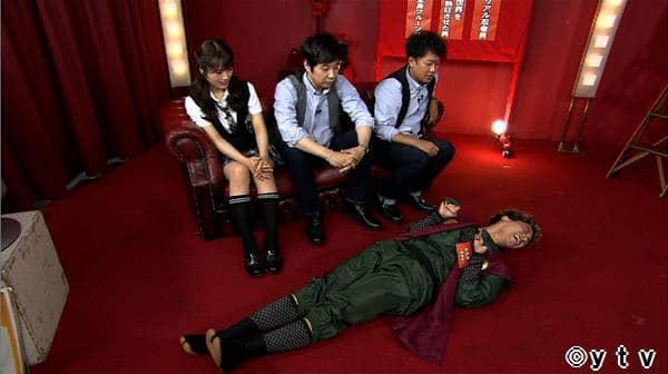 NMB48渋谷凪咲「ワケあり!レッドゾーン」ワケあり芸人大集合スペシャル前編! [8/16 27:04~]