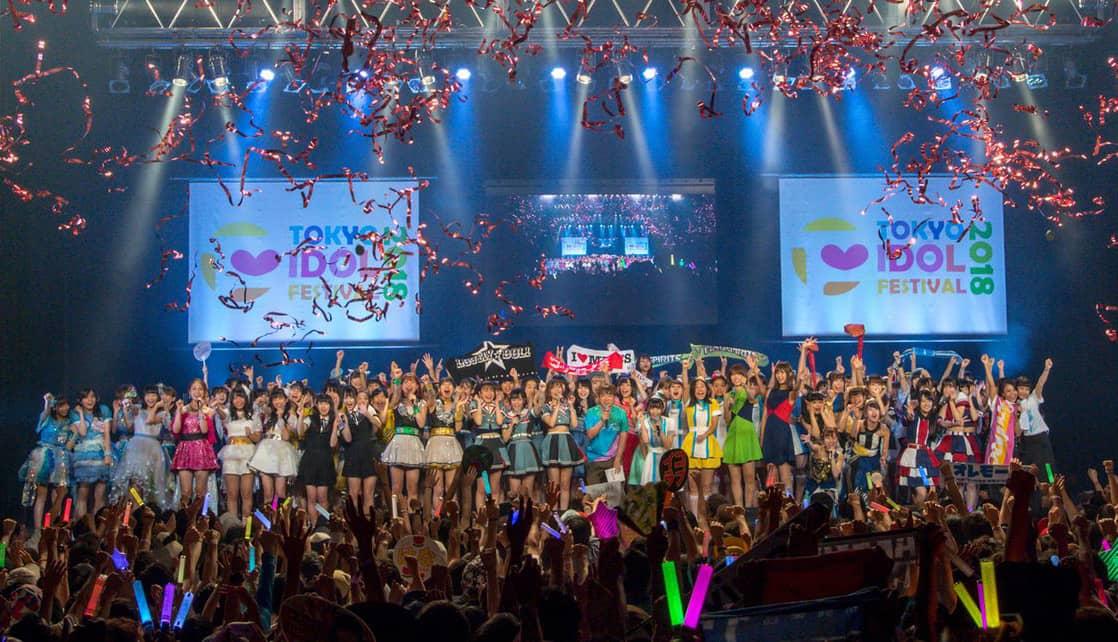 「TOKYO IDOL FESTIVAL 2018 総集編」3日間の模様を、2時間見どころたっぷりの総集編でお届け! [8/17 19:00~]