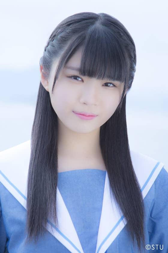 STU48市岡愛弓、15歳の誕生日! [2003年8月21日生まれ]