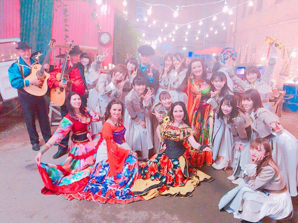 NGT48 4thシングル「世界の人へ」タイトル解禁!MVはロシア・ウラジオストクで撮影!