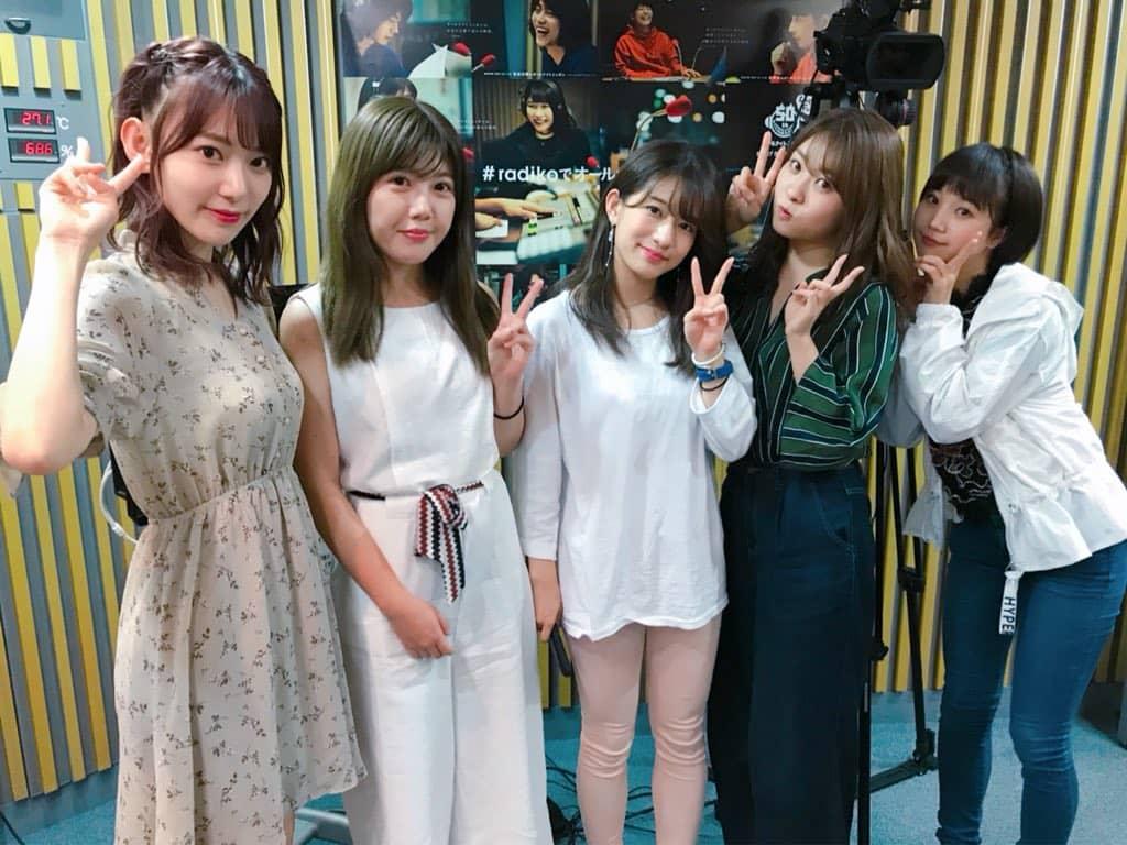 AKB48のオールナイトニッポン」...