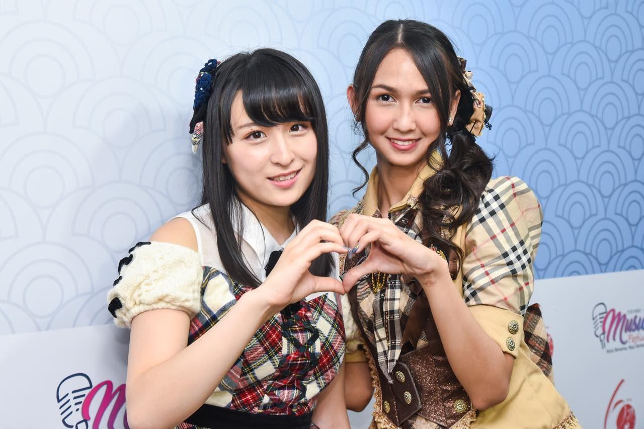 AKB48川本紗矢、ジャカルタへ交換留学!