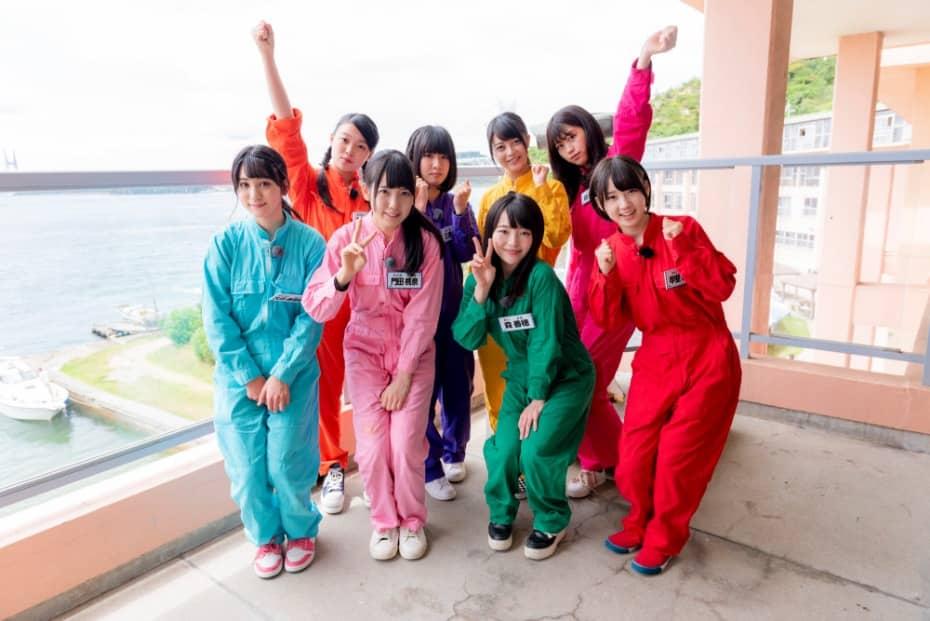「STU48 イ申テレビ シーズン3」Vol.1:無人島キャンプ 前編 [9/30 20:30~]