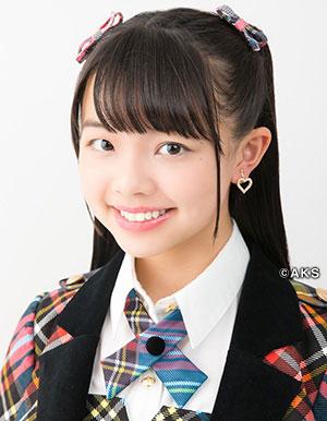 AKB48奥本陽菜、15歳の誕生日! [2003年10月9日生まれ]