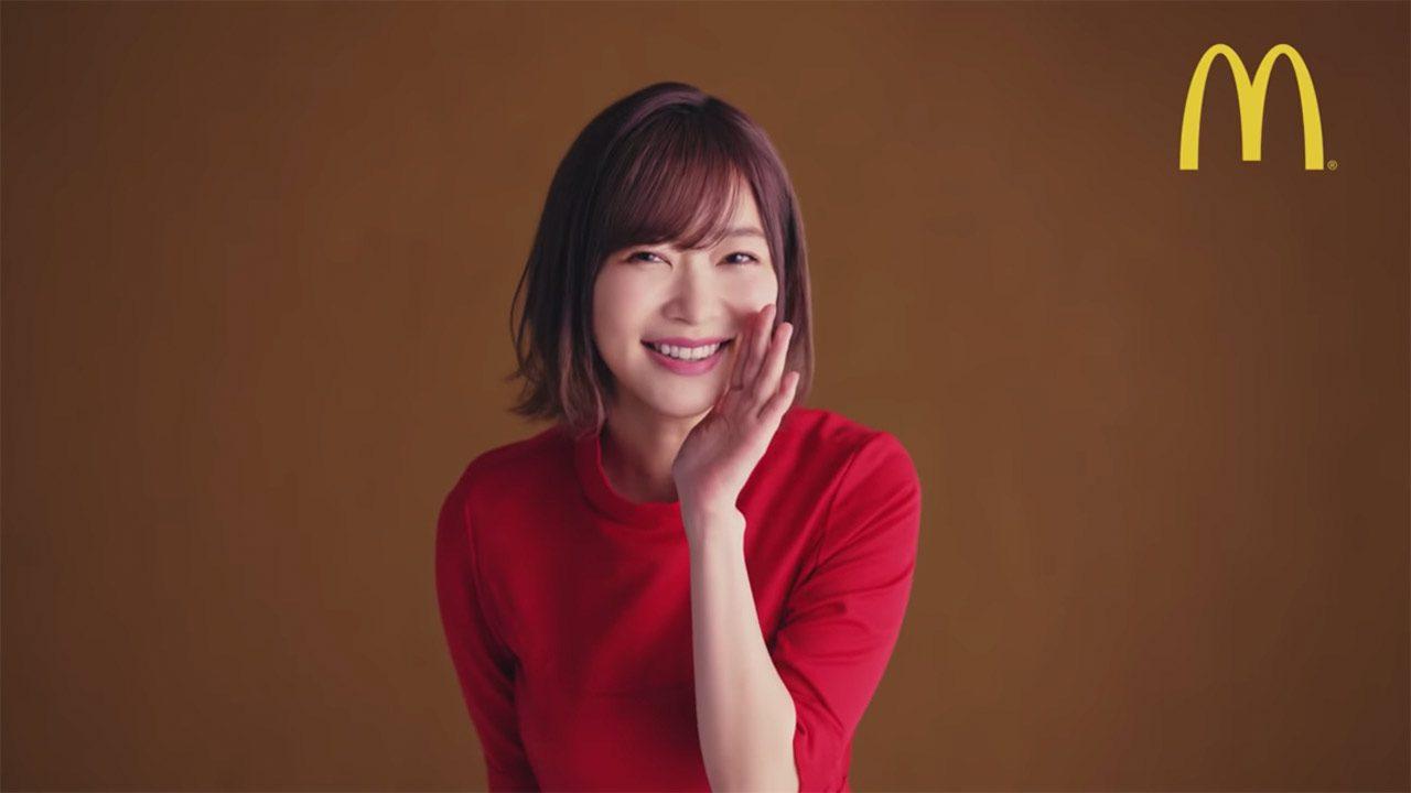 【動画】HKT48指原莉乃、マクドナルド新TVCM公開!