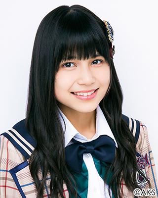 HKT48清水梨央、15歳の誕生日! [2003年10月11日生まれ]