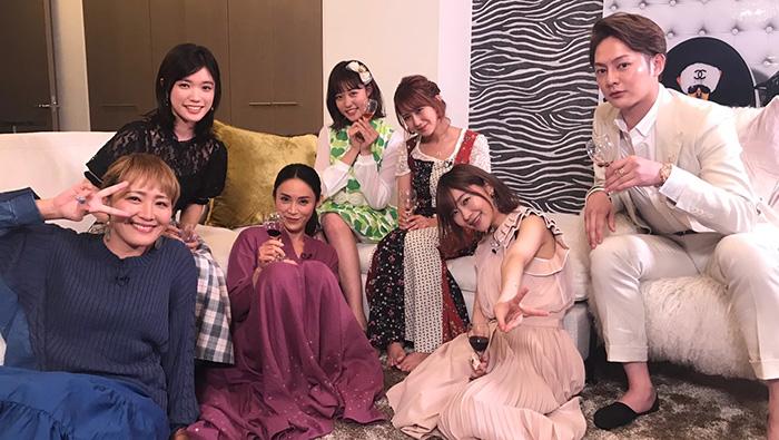 HKT48指原莉乃「今夜くらべてみました」秋の最強女子会2時間SP! [10/17 19:56~]