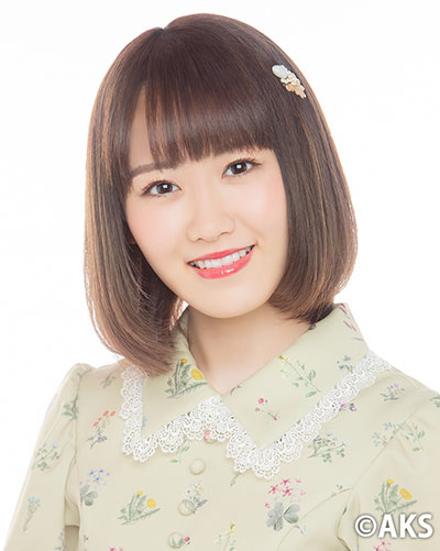 NGT48西潟茉莉奈、23歳の誕生日! [1995年10月16日生まれ]