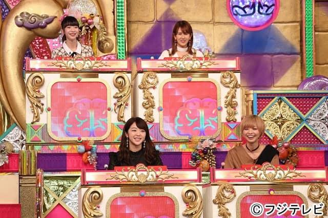 AKB48峯岸みなみ・NGT48荻野由佳「潜在能力テスト」ベテラン昭和軍VSイマドキ女子 [11/6 20:00~]