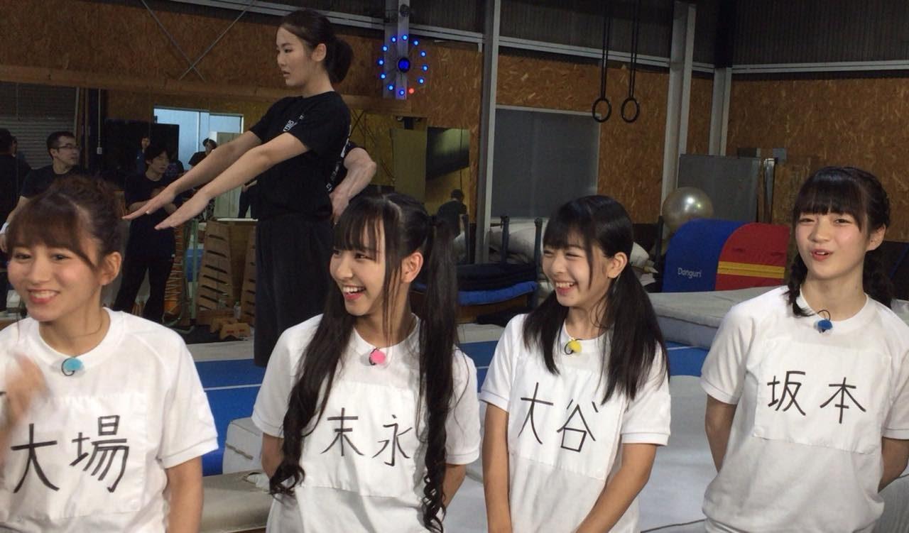 「SKE48 むすびのイチバン!」目指せ!バック転アイドル [11/6 24:25~]