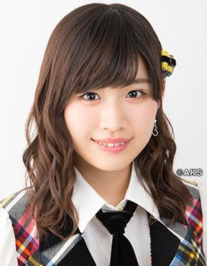 AKB48佐藤朱、22歳の誕生日! [1996年11月9日生まれ]
