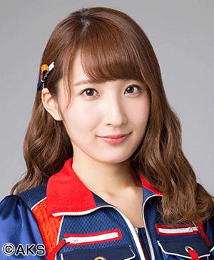 SKE48内山命、23歳の誕生日! [1995年11月14日生まれ]