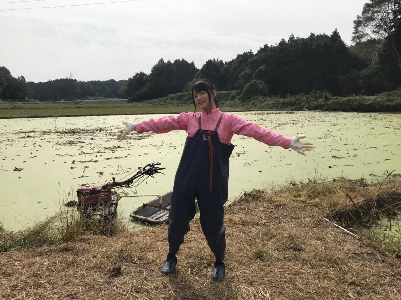 AKB48大森美優「畑でMarry Me!」農家のお宅に2泊3日で泊まり込み! <11月3週目> [11/15 22:54~]