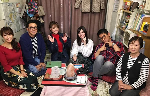 SKE48松井珠理奈「家、ついて行ってイイですか?」衝撃の結末スペシャル! [11/21 21:00~]