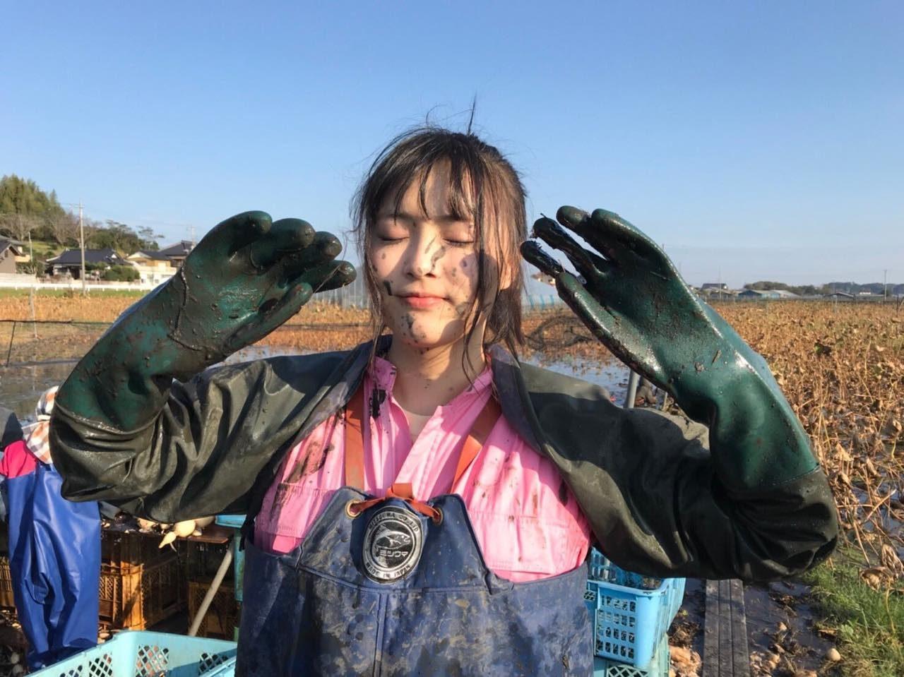 AKB48大森美優「畑でMarry Me!」農家のお宅に2泊3日で泊まり込み! <11月5週目> [11/29 22:54~]