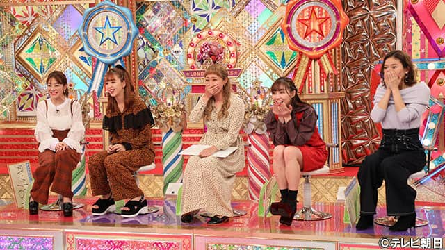 SKE48須田亜香里「金曜★ロンドンハーツ」なぜそこまでやる?NGなし女性タレントSP [11/30 21:00~]