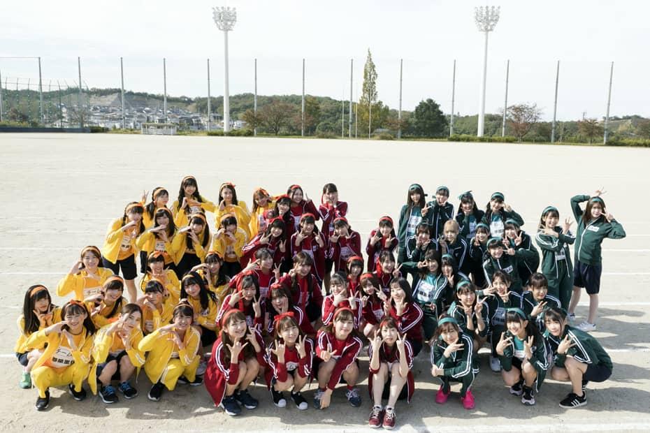 「AKB48 ネ申テレビ シーズン29」Vol.12:祝10周年!SKE48チーム対抗運動会~ネ申テレビも10周年~中編 [12/16 20:00~]