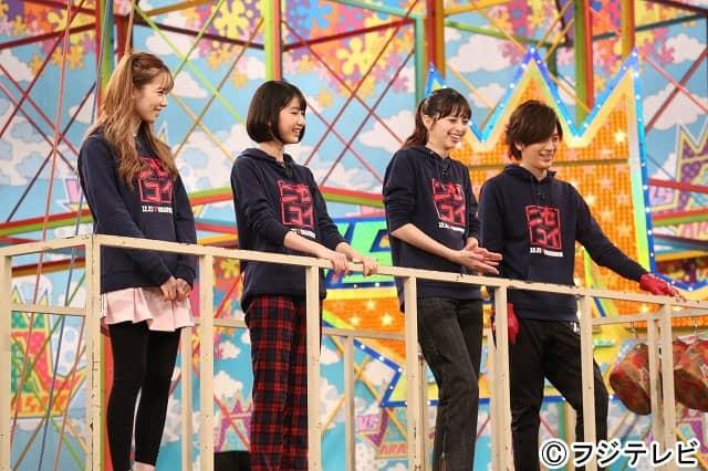 島崎遥香「VS嵐」映画『ニセコイ』チーム参戦! [12/6 19:00~]