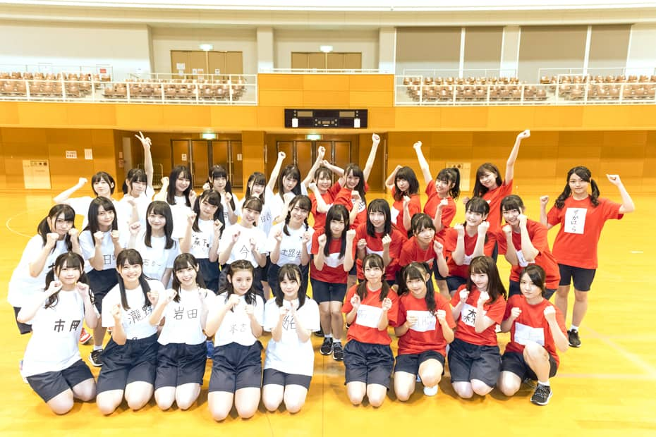 「STU48 イ申テレビ シーズン3」Vol.12:キックベース大会 キックスピード編 [12/16 20:30~]