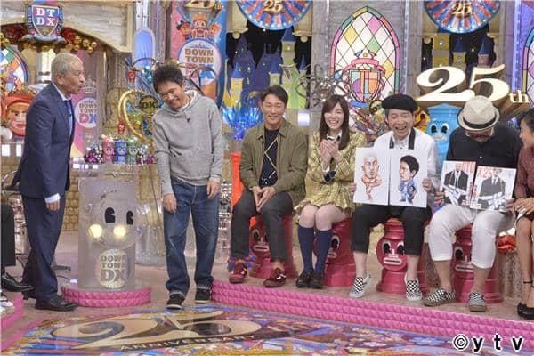 SKE48松井珠理奈「ダウンタウンDX」AKB選抜総選挙後に休養した理由とは? [12/13 22:00~]