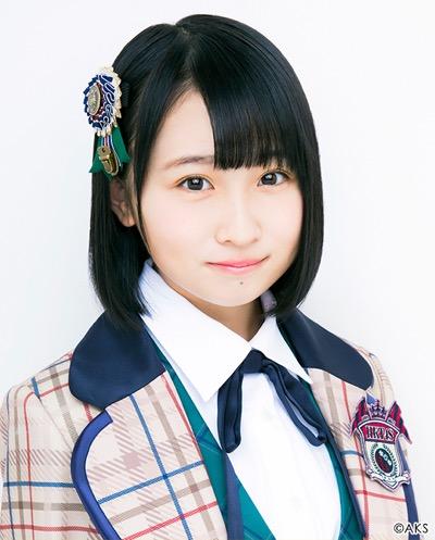 HKT48松田祐実、活動辞退を発表