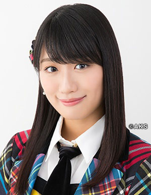 AKB48藤田奈那、22歳の誕生日! [1996年12月28日生まれ]