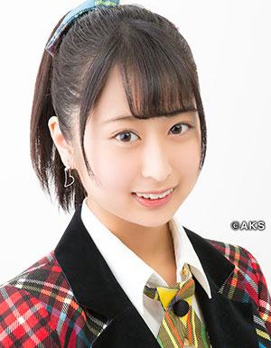 AKB48吉橋柚花、19歳の誕生日! [1999年12月29日生まれ]