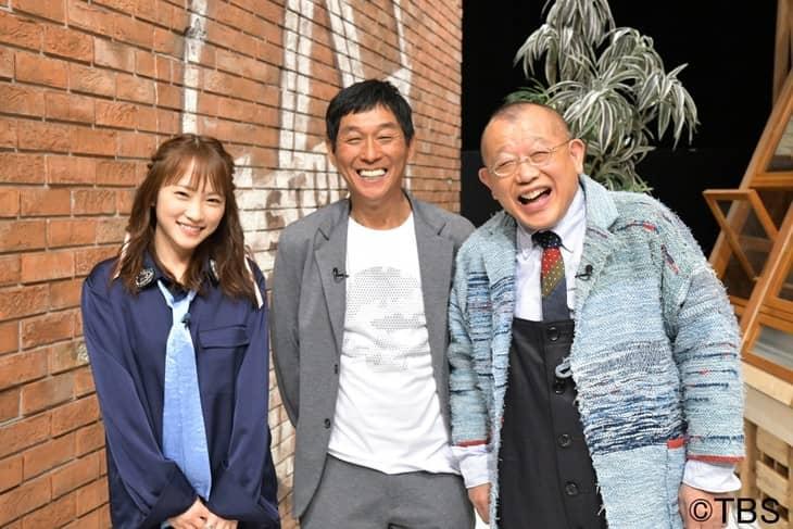 川栄李奈「A-Studio」ゲスト:明石家さんま [1/11 23:15~]