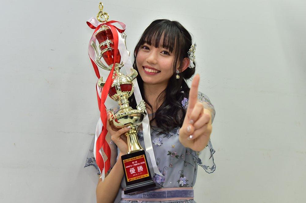 SKE48野島樺乃、初代歌唱力女王に!「夢みたいでまだ実感湧きません」「一晩で夢が沢山叶いました」