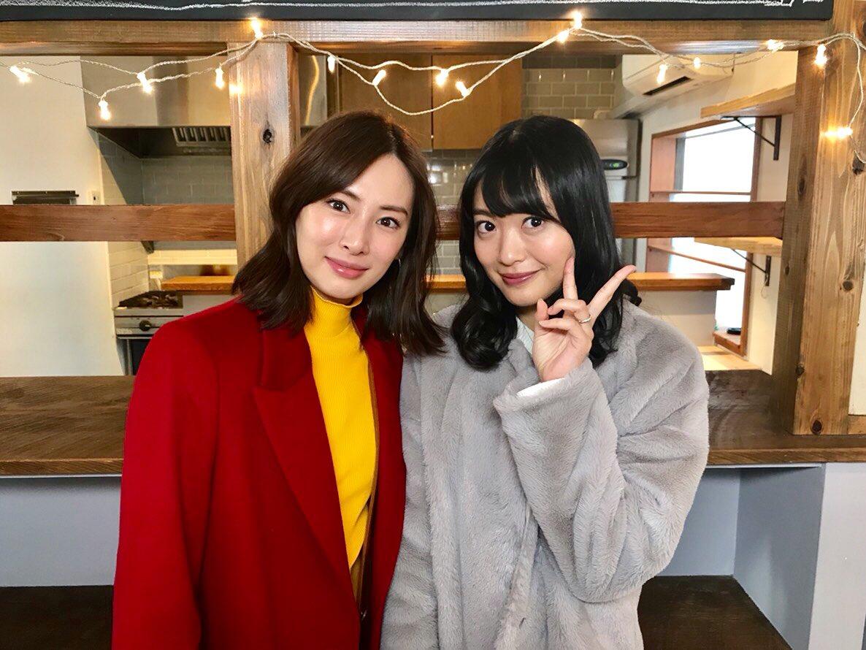 北原里英「北川景子さんと…♡本当に綺麗で可愛くて…衝撃を受けました!」