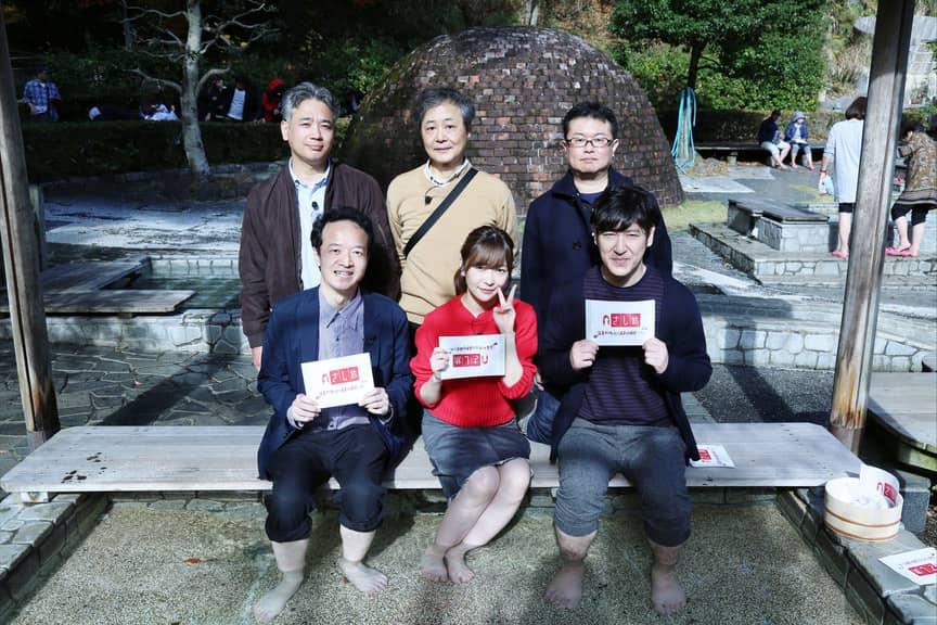 HKT48指原莉乃 * NHK「さし旅」温泉マニアと巡る温泉地満喫ツアー [1/19 20:15~]