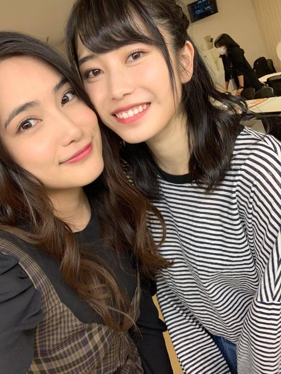 AKB48入山杏奈「まだ卒業してないですよ〜☺️笑」