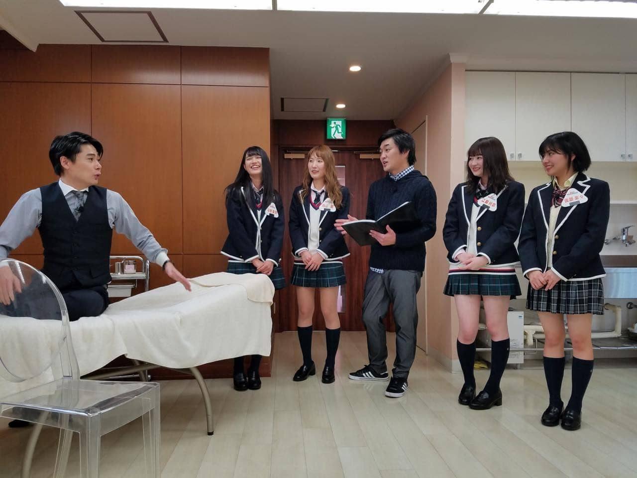 東海テレビ「SKE48 むすびのイチバン!」美の専門学校でキレイを学ぶ! [1/22 24:40~]