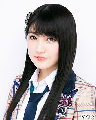 HKT48神志那結衣、21歳の誕生日! [1998年1月24日生まれ]