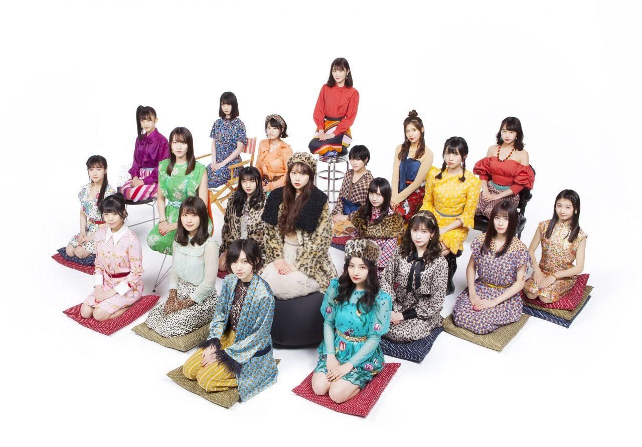 NMB48 20thシングル「床の間正座娘」フラゲ日!