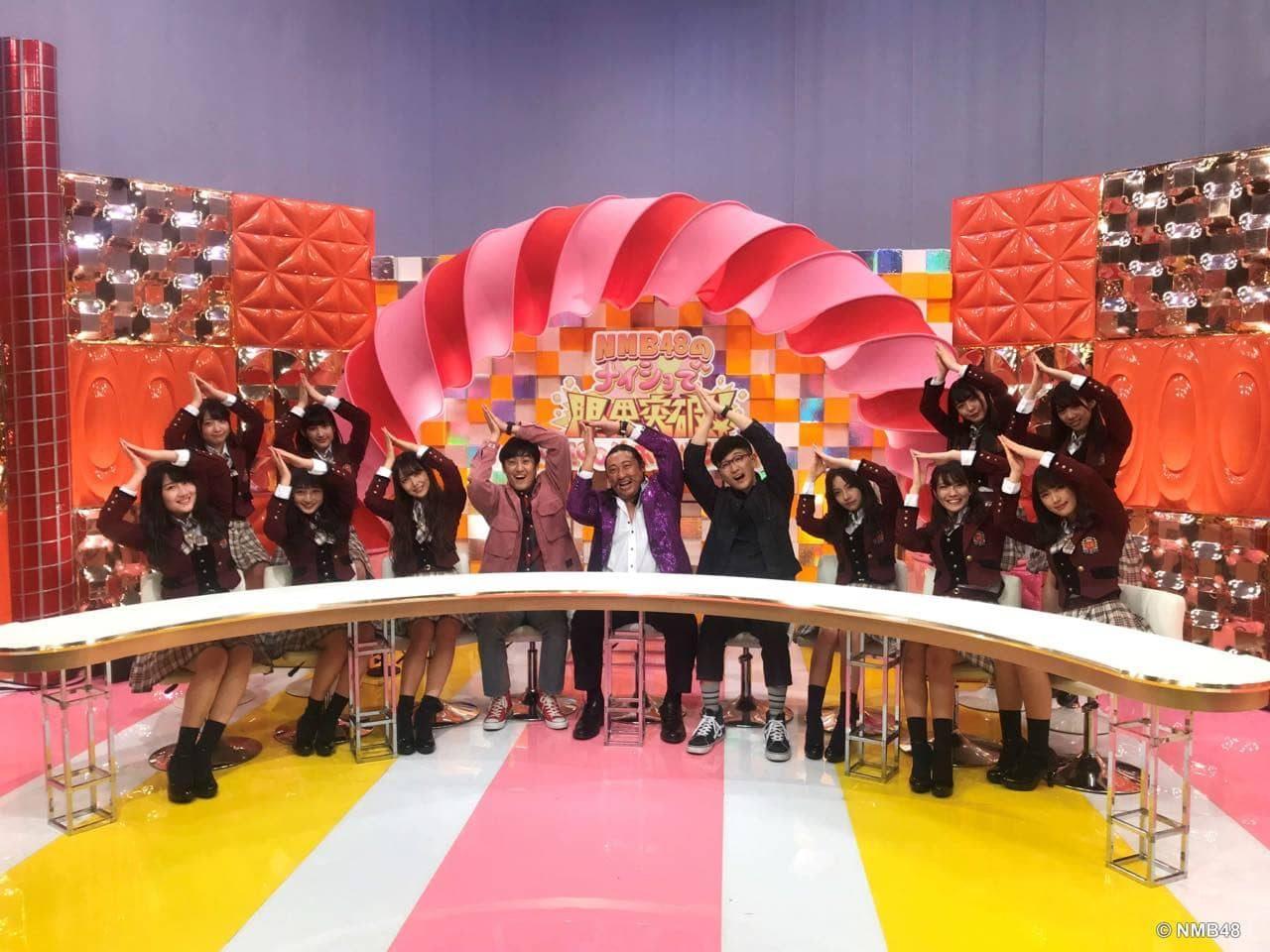 BSスカパー!「NMB48のナイショで限界突破!GO!GO!レボリューション!」 [1/27 18:00~]