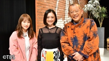川栄李奈 * TBS「A-Studio」ゲスト:安達祐実 [2/1 23:00~]