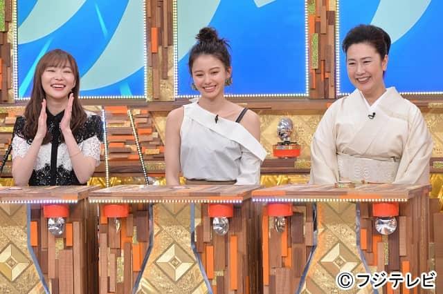 HKT48指原莉乃 * フジテレビ「痛快TV スカッとジャパン」カッコいい女性が見事に解決SP [2/4 20:00~]