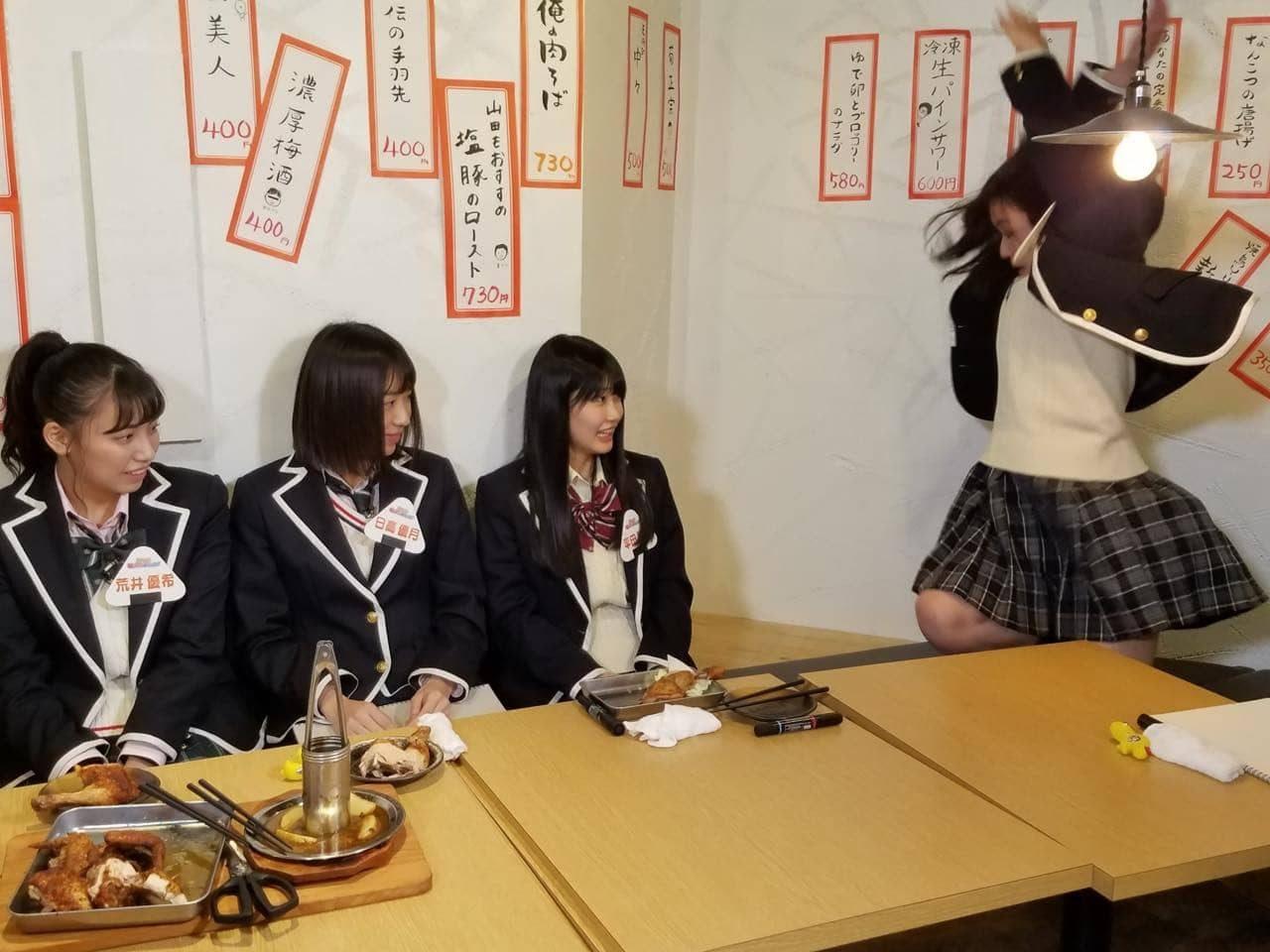 東海テレビ「SKE48 むすびのイチバン!」名古屋で話題のチキングルメを独自調査! [2/5 24:25~]