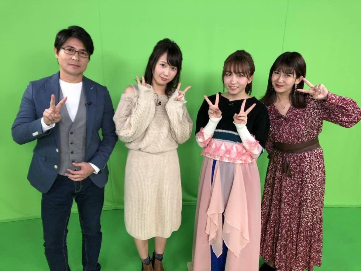 SKE48大場美奈 * TOKYO MX「爆走ロケハンター」 [2/7 26:10~]