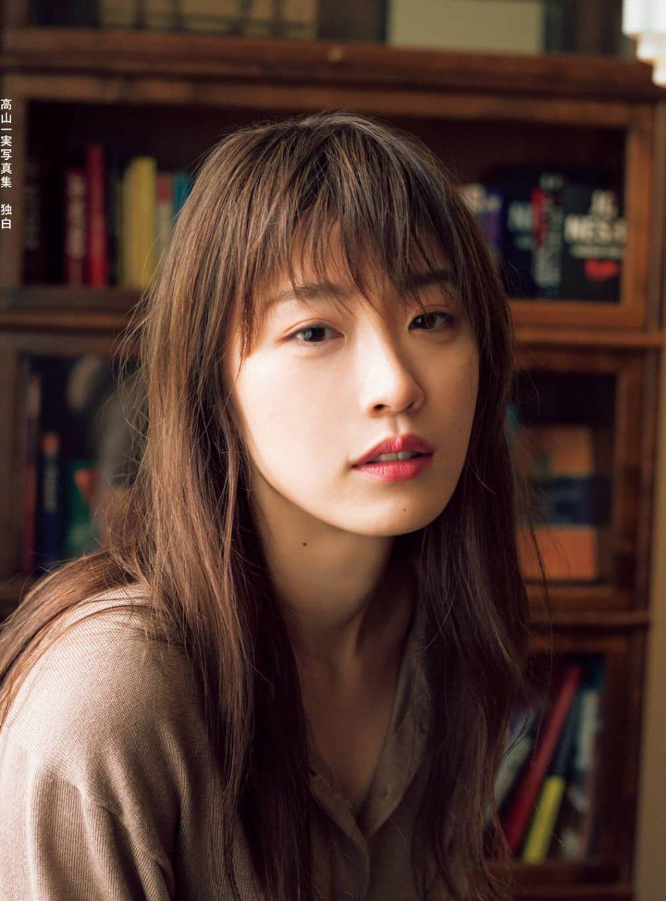 乃木坂46 高山一実 2nd写真集「独白」
