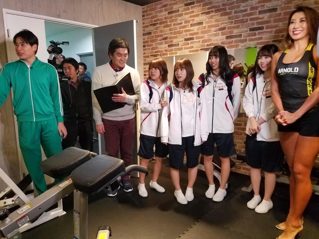 東海テレビ「SKE48 むすびのイチバン!」目指せ!日本一の美ボディアイドル [2/12 24:25~]