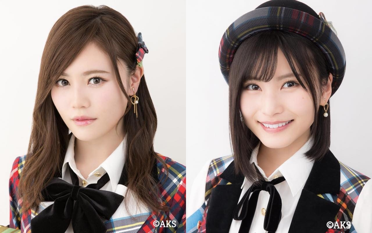 AKB48込山榛香・福岡聖菜「猫舌SHOWROOM 指カラ」 [2/15 20:00~]
