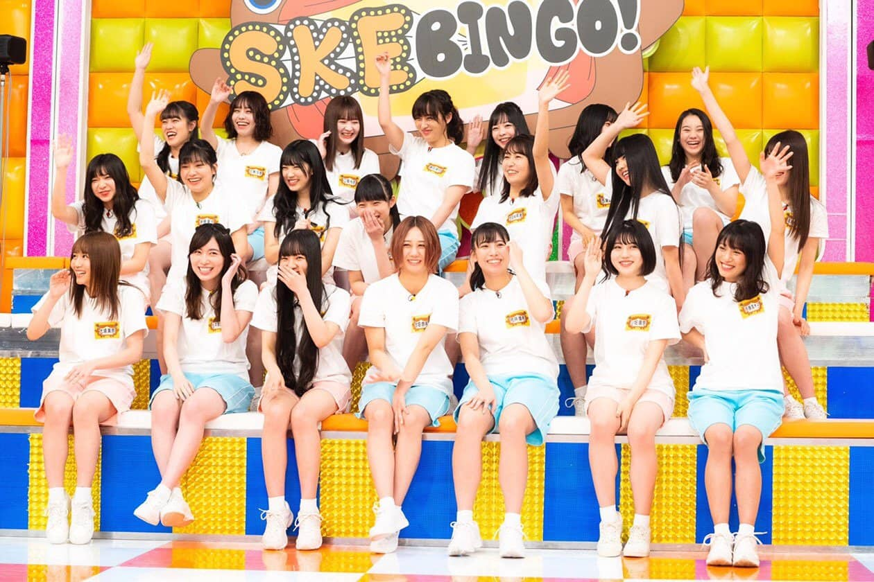 "SKE48 * 日テレ「SKEBINGO!」""ダンスのSKE""が芝居のダンスを学ぶ! [2/18 25:29~]"