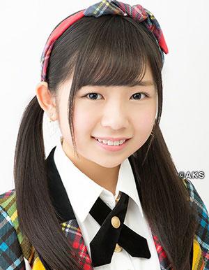 AKB48石綿星南、17歳の誕生日! [2002年2月22日生まれ]