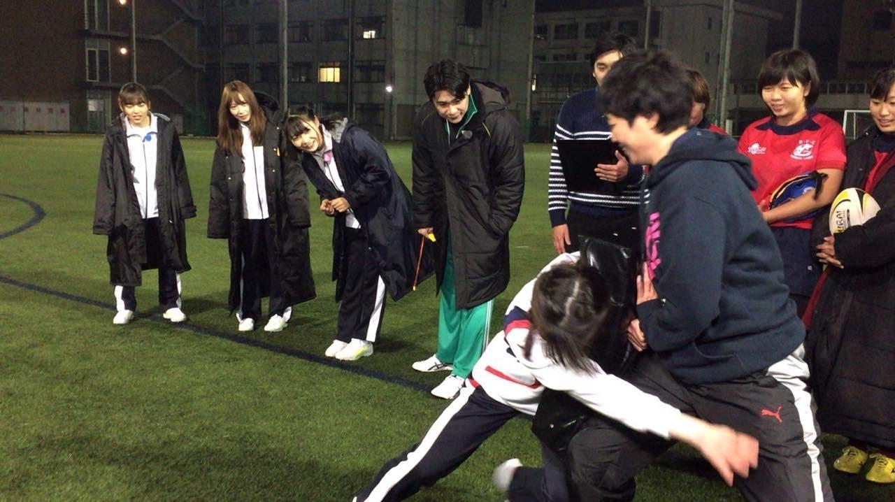 東海テレビ「SKE48 むすびのイチバン!」ラグビーワールドカップ2019日本大会を盛り上げよう! [2/26 24:25~]