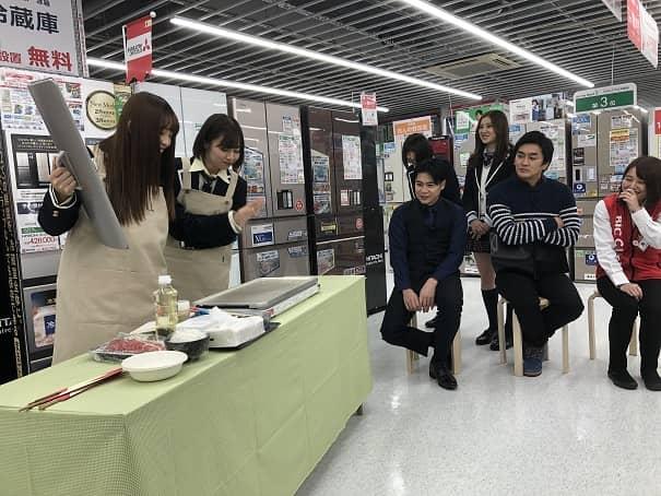 東海テレビ「SKE48 むすびのイチバン!」最新家電!便利グッズのプレゼン対決! [3/5 24:25~]