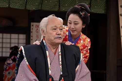 松井玲奈 * テレ朝「必殺仕事人2019」 [3/10 21:00~]