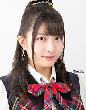 AKB48 行天優莉奈、20歳の誕生日! [1999年3月14日生まれ]