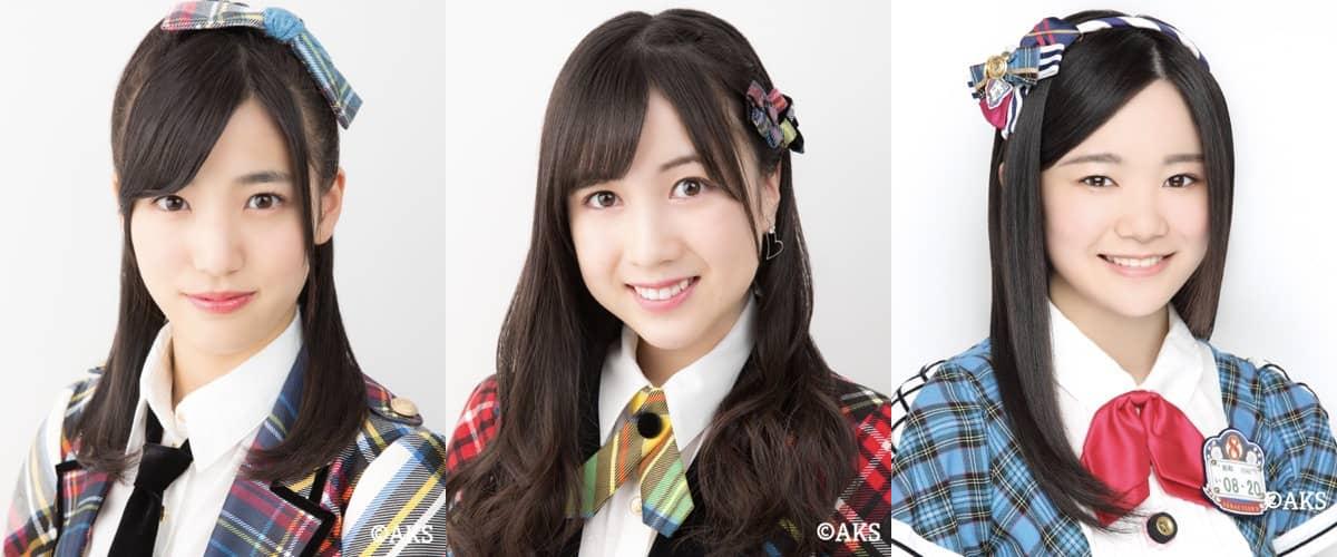 AKB48 下尾みう・永野芹佳・中野郁海「猫舌SHOWROOM 指カラ」 [3/15 21:00~]